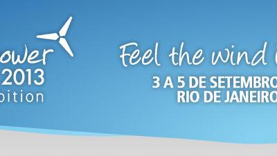 """INPRE asistirá a la """"BRAZIL WINDPOWER 2013"""""""